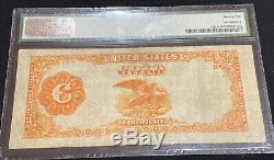 $100 1922 Gold Certificate PMG 25 Very Fine