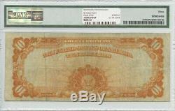 $10 1907 Gold Certificate FR#1169 PMG 30 Very Fine