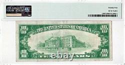 $10 1928 GOLD CERTIFICATE SERIES 1928 FR2400 (PMG 25 Very Fine)