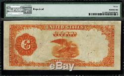 1882 $100 Gold Certificate FR-1214 Graded PMG 30 (NET) Very Fine