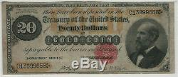 1882 $20 Gold Certificate Fr. 1178 Gold Coin Pmg Certified Very Fine 25 (658)