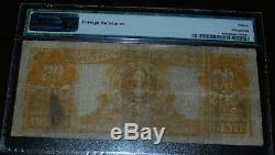 1905 $20 Technicolor Gold Certificate FR1180 Lyons-Treat, PMG Choice Fine 15