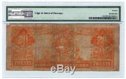 1906 $20 Gold Certificate Fr. 1184 PMG Fine 12 Y00005533
