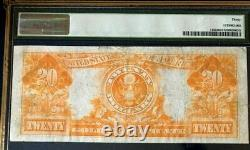 1906 $20 LARGE GOLD CERTIFICATE PMG30 VERY FINE VERNON/McCLUNG 3669