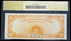 1907 $10 Gold Certificate FR-1169 PCGS 45PPQ Extremely Fine Fort Knox Reserve