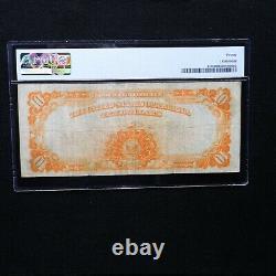 1907 $10 Gold Certificate, Fr # 1172, PMG 20 Very Fine (Teehee-Burke)