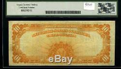 1907 $10 Gold Certificate Fr. 1172 Very Fine #E38805379