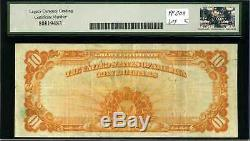 1907 $10 Gold Certificate Fr. 1172 Very Fine E40674103