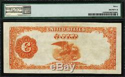 1922 $100 Gold Certificate FR-1215 Graded PMG 30 Very Fine