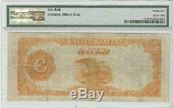1922 $100 Gold Certificate FR#1215 PMG 25 Very Fine
