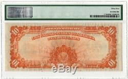 1922 $10 Gold Certificate! Choice Very Fine 35! Fr. 1173! BRILLIANT GOLD COLOR