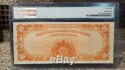 1922 $10 Gold Certificate FR#1173 PMG 45 Choice Extremely Fine