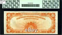 1922 $10 Gold Certificate Fr. 1173 Extremely Fine 40PPQ PCGS #K44462659