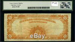 1922 $10 Gold Certificate Fr. 1173 Very Fine H76239102