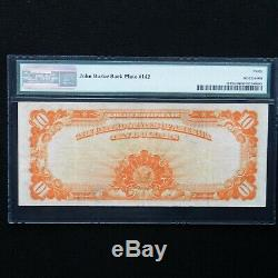 1922 $10 Gold Certificate, Fr # 1173m Mule, PMG 30 Very Fine (Speelman-White)