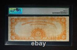 1922 $10 Gold Certificate Speelman/White PMG 20 Very Fine Free Shipping USA