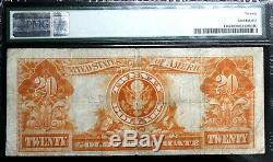 1922 $20 GOLD Certificate Fr 1187 PMG 20 VERY FINE LARGE SIZE SPEELMAN WHITE