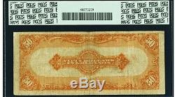 1922 $50 Fr 1200 GOLD CERTIFICATE PCGS Fine 12 Under Graded