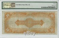 1922 $50 Gold Certificate FR#1200m Mule PMG 20 Very Fine