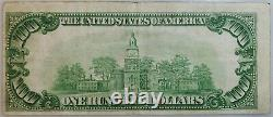 1928 $100 Gold Certificate FR# 2405 Woods/Mellon in Very Fine VF Condition