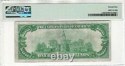 1928 $100 Gold Certificate Note Fr. 2405 Aa Block Pmg Very Fine Vf 25 (013a)