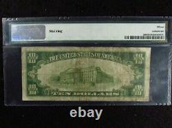 1928 $10 United States Gold Certificate PMG CHOICE FINE 15 Fr#2400 AA Block 893A