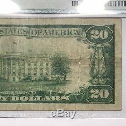 1928 $20 Gold Certificate FR# 2402 PMG Very Fine 25 net