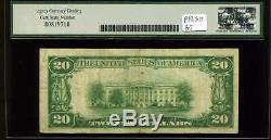 1928 $20 Gold Certificate Fr. 2402 Very Fine A03558569A