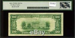 1928 $20 Gold Certificate Fr. 2402 Very Fine A22814300A