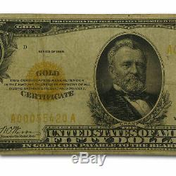 1928 $50 Gold Certificate Fine SKU #25063