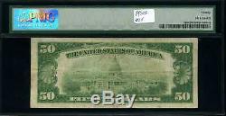 1928 $50 Gold Certificate Fr#2404 Very Fine 20 PMG 1016104-003