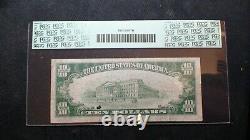 1928 Ten Dollar PCGS FINE 15 GOLD CERTIFICATE FR #2400 Note $10 Bill BUY IT NOW