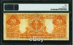 $20 1906 Fr# 1183 GOLD CERTIFICATE PMG Very Fine 30 VF30