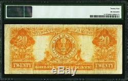$20 1922 Fr# 1187 GOLD CERTIFICATE PMG Very Fine 25 VF25