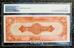 $50 1922 Gold Cert Fr#1200 Pmg Ext Fine 40