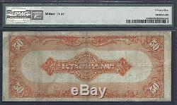 $50 1922 Gold Certificate==fr. 1200==grant==gold Seal==pmg Very Fine 25