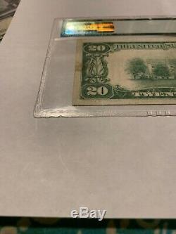 AC Fr 2402 1928 $20 Gold Certificate PMG 25, very Fine, Nice Clean Note