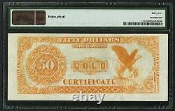 FR1197 $50 1882 Gold Certificate PMG 35 Choice Very Fine (#517 DFP 4/2/20)