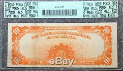 FR. 1172. 1907 $10 Gold Certificate. PCGS Very Fine 35
