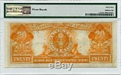 FR. 1187 1922 $20 Gold Cert PMG Very Fine 35 (Minor Repair)