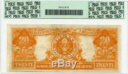 FR. 1187 1922 $20 Gold Certificate PCGS Extremely Fine 40