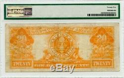 FR. 1187 1922 $20 Gold Certificate PMG Very Fine 25 Gold Certificates Large