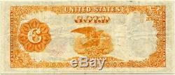 FR. 1215 1922 $100 Gold Certificate PCGS Very Fine 30