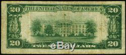 FR. 2402 $20 1928 Gold Certificate A-A Block Fine+