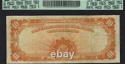 Fr 1169a 1907 $10 Gold Certificate Note Napier / McClung PCGS Very Fine 25 VF25