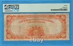 Fr. 1173 1922 $10 Gold Certificate PMG Very Fine 20