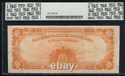 Fr. 1173 1922 $10 Ten Dollars Gold Certificate Currency Note Pcgs Very Fine-35ppq