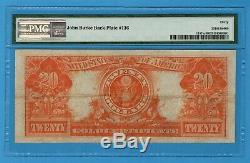 Fr. 1187m. 1922 $20 Gold Certificate Mule Note. PMG Very Fine 30