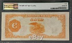Fr. 1214 1882 $100 GOLD certificate, PCGS VF40 Extremely Fine EPQ RARE