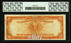 Fr. 1220 $1000 1922 GOLD CERTIFICATE FINE 15